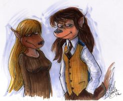 Ralph And Amber Are Not Related by Phraggle