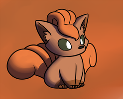 Vulpix by BoBRiLeY94