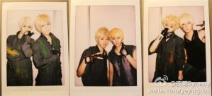 B.A.P WARRIOR COSPLAY COUPLE VER by YEYINGdynasty
