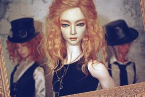 Trois_7 by SillyMysteriousWoman