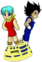 Capsule Corp. Owners by Dbzbabe