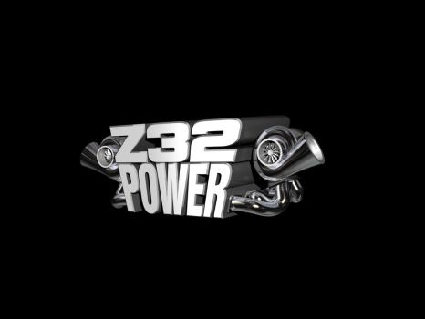 Logo for website by z32power