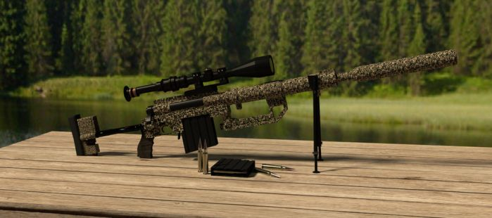 Cheytac M200 Intervention by smartape