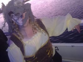 Ghost Pirate Wench Costume 3 by gurihere