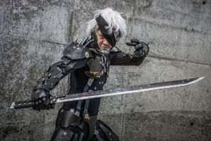 Revengeance Raiden: Roger That by effektdmentality