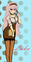 Glasses Luka by TheBumbler