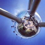 Clean the Atomium by syphotographicdesign