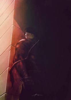 Daredevil by JBarrero