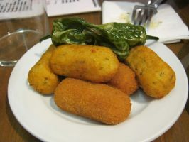 croquettes mixed by Sambukina