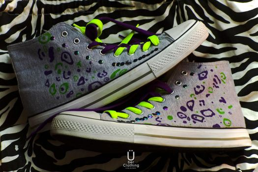 Uber Shoes by DraggyGirl