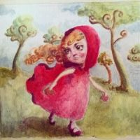 Red Riding Hood tryout by FedericoAvella