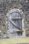 Old gate of pillbox of Napoleon Fortress by A1Z2E3R
