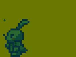 4 Color Bunny (GameBoy Pallete) by Indyalx