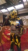 I,m Watching You!!!!!!!!!!!- Bumblebee Cosplay by Lilscotty