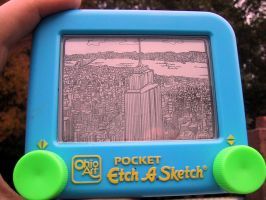Empire State Pocket Etch by bryanetch