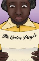 The Color Purple - Mock Show Poster by Tarkulich