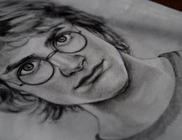 Harry Potter - WIP by anitafigler