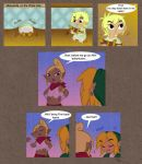 LoZ: ToT Page 7 by BeagleTsuin