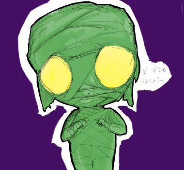 Amumu Fan Art by KindCoffee