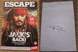 Pirates, autographs by elodie50a
