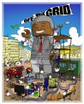 Off The Grid - Madiba by babylon-sticks