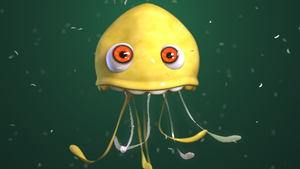 Blender Jelly Fish :LINK: by Zuggamasta