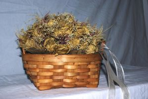 Object_Floral basket by Aimelle-Stock