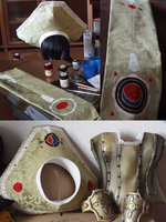 Currently working on - Seth Nightroad Cosplay - 1 by Ririkou-Adopts