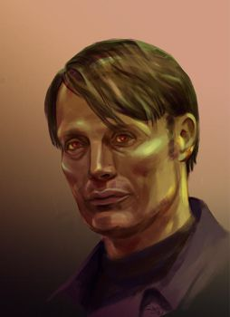 Hannibal by Marie-Robin