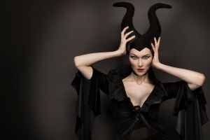 Maleficent by creativephotoworks
