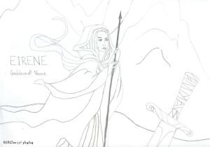 Eirene, Goddess of Peace