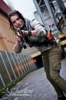 Uncharted 3 by Jerri-Kay