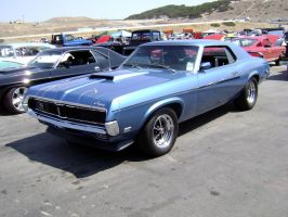 428 Cobra Jet Mercury Cougar by Partywave