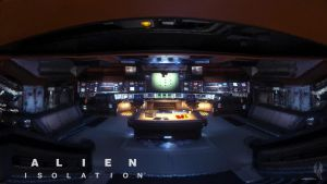 Alien Isolation 101 by PeriodsofLife