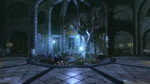Arch-Mage's Quarters 1 by Marina17