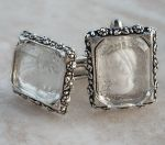 Intaglio Cufflinks by Aranwen