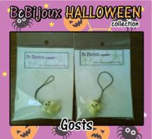 BcBijoux Halloween collection1 by Aiko-Hirocho