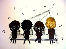 We Play The Music by xXHizumi-loverXx