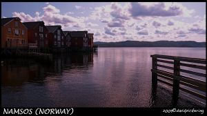 Namsos by cookie3monster