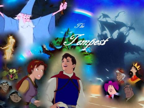 Disney's ''The Tempest'' by Lonewolf-Sparrowhawk