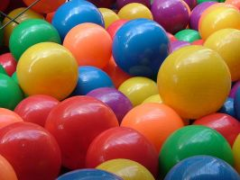 Ball pit by calger459