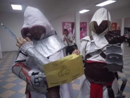 Assasins Creed Cosplay by Mezher1112