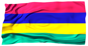 Flags of the World: Mauritius by MrAngryDog