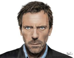 Dr.Gregory House by LPSoulX