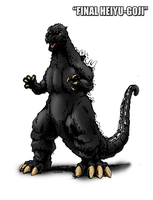 Final Heiyu-Goji for ~Godzilla14 (Completed) by kaijugroupie84