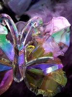 Glass butterfly by iriscup