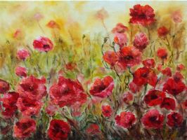 maki poppies by ENERGIA1