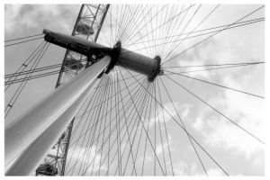 London Spokes by friedmoonthing