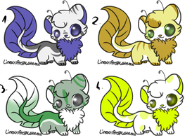 CLOSED - Totterpoles Adoptables 304 by LeaAdoptables