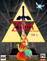 The Legend of Zelda: The Animated Series DVD Front by Steamland